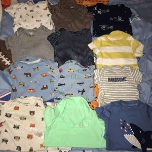 Baby clothes 6-9 month 12 month